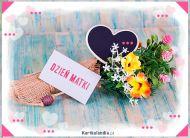 eKartki elektroniczne z tagiem: Bukiet kwiatów Dla Ciebie Mamo!,