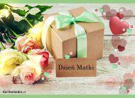 eKartki elektroniczne z tagiem: Róża Prezenty dla Mamy,
