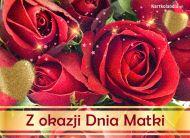 eKartki elektroniczne z tagiem: Róża Róże z okazji Dnia Matki,