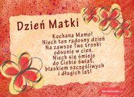 eKartki elektroniczne z tagiem: Darmowe kartki elektroniczne Radosny Dzień Matki,
