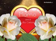 eKartki Dzieñ Matki Serce dla Matki,