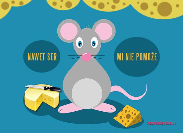 Smutna myszka