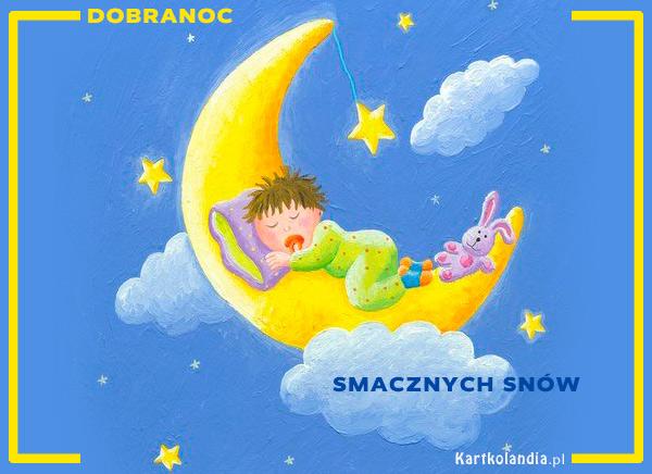 Smacznych snów!