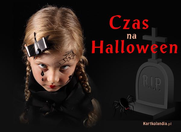 Czas na Halloween