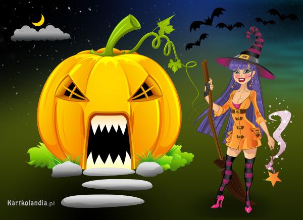 Halloween e-Kartka