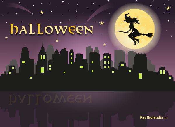Nadchodzi Halloween