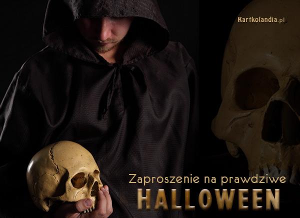 Prawdziwe Halloween