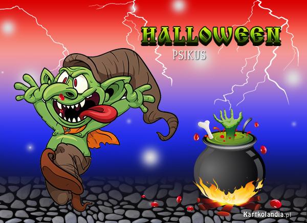 Psikus Halloween