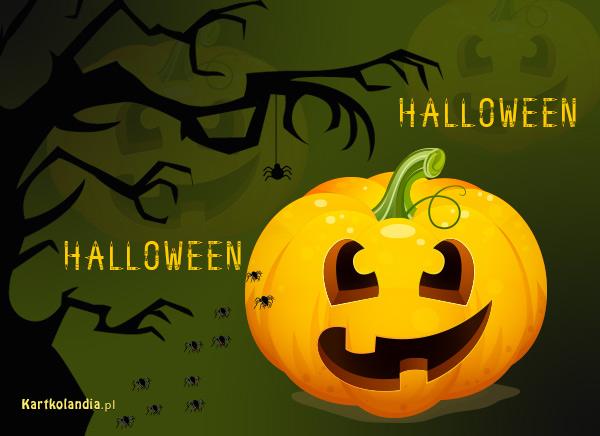 Zabawa w Halloween