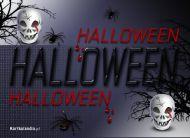 eKartki Halloween Czachy na Halloween,