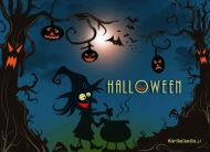 eKartki elektroniczne z tagiem: e-Kartka na Halloween Czary Mary,