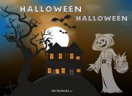 eKartki   Duch Halloween,