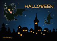 eKartki Halloween Gro¼ne Halloween,