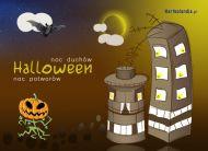 eKartki Halloween Halloween kartka,