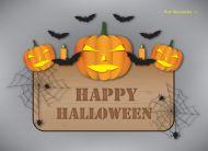 eKartki Halloween Happy Halloween,