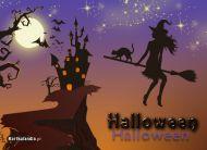 eKartki Halloween Kartka Halloween,