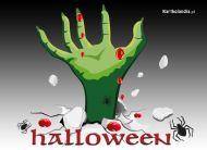 eKartki Halloween Krwawa noc,