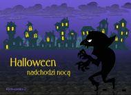 eKartki Halloween Nadchodzi Halloween,
