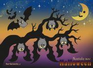 eKartki Halloween Nasta³a noc,