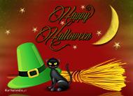 eKartki elektroniczne z tagiem: Darmowe kartki na Halloween Niespodzianki Halloween,