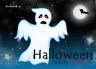 eKartki Halloween Nocny horror,