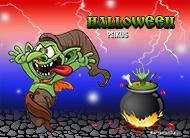 eKartki elektroniczne z tagiem: e-Kartka na Halloween Psikus Halloween,