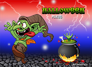 eKartki Halloween Psikus Halloween,