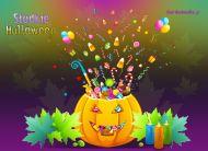 eKartki Halloween S³odkie Halloween,