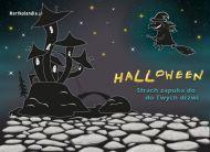 eKartki Halloween Straszna noc,