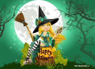 eKartki Halloween Szczê¶liwego Halloween,