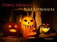eKartki Halloween Udanej zabawy,
