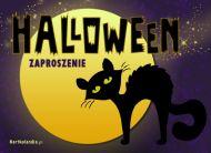 eKartki Halloween Wpadnij na Halloween,