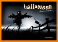 eKartki elektroniczne z tagiem: Darmowe kartki na Halloween Ciemno wszêdzie,