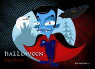 eKartki elektroniczne z tagiem: e-Kartka na Halloween Pan Nocy,