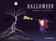 eKartki elektroniczne z tagiem: Darmowe kartki na Halloween Zlot Halloween,