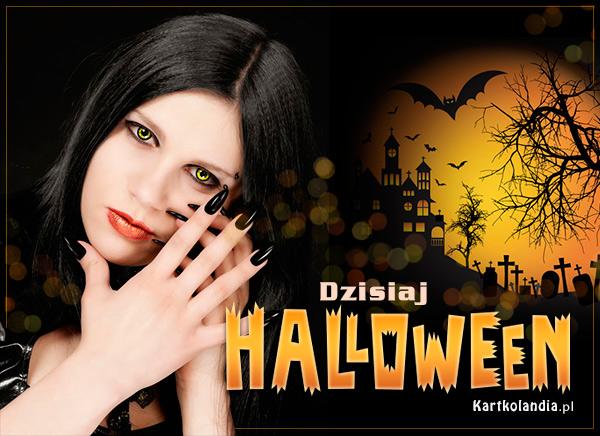 Dzisiaj Halloween