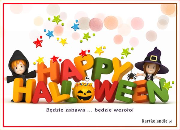 Wesołe Halloween