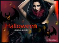 eKartki Halloween Czarna magia,