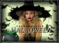 eKartki Halloween Czarne pozdrowienia,