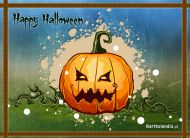 eKartki Halloween Dynia na Halloween,