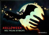 eKartki Halloween Noc pełna strachu,