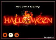 eKartki Halloween Noc pełna zabawy,
