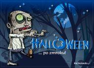 eKartki Halloween Po zmroku ...,