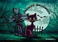 eKartki elektroniczne z tagiem: e-Kartka na Halloween Udanego Halloween,