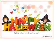 eKartki Halloween Wesołe Halloween,