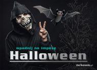 eKartki Halloween Wpadnij na imprezę!,