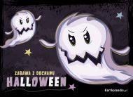 eKartki elektroniczne z tagiem: e-Kartka na Halloween Zabawa z duchami,