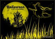 eKartki Halloween Zlot czarownic,