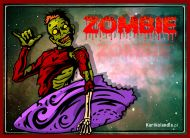 eKartki Halloween Zombie,