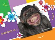 eKartki Wyraź uczucia -> Radość Uśmiechnij się,